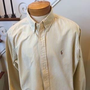 Ralph Lauren XL Long Sleeve Shirt(LIKE NEW)